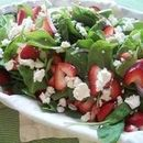 130x130 sq 1526816174 b20e7b54acba85e4 1310109356456 strawberrygoatcheesesalad