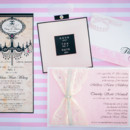 130x130 sq 1445449171714 chanel wedding invitation lace invitation kouture
