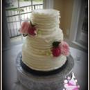130x130 sq 1442857427107 ruffleweddingcake