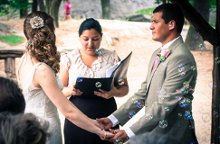 Knot by the Sea Weddings - Officiant Alexandra Paez - New York & New Jersey photo