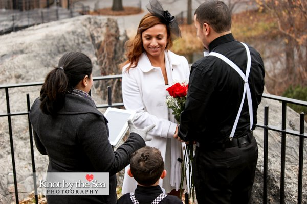 photo 24 of Knot by the Sea Weddings - Officiant Alexandra Paez - New York & New Jersey