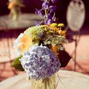 Floral Designer: Flowers by Kim Reception Venue: Pomar Junction Vineyard and Winery