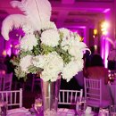 Event Planner: Wish Wonder Dream  Flowers: Rosebud Floral Design, Spectacular Florals Reception Venue: Westin Pasadena Cake Designer: portos bakery Equipment Rentals: White Night Rentals