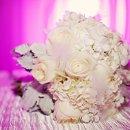 Event Planner: Wish Wonder Dream  Flowers: Rosebud Floral Design, Spectacular Florals Reception Venue: Westin Pasadena Cake Designer: portos bakery Equipment Rentals: White Night Rentals