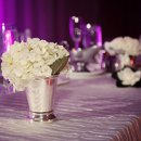 Event Planner: Wish Wonder Dream  <br /> Flowers: Rosebud Floral Design, Spectacular Florals <br /> Reception Venue: Westin Pasadena <br /> Cake Designer: portos bakery <br /> Equipment Rentals: White Night Rentals <br />