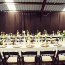 Caterer: San Diego Paella Floral Designer: The Flower Shop Reception Venue: Pintos Adobe Dress Store: J. Crew Cake Designer: VG's Bakery