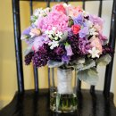 Purple Summer Wedding Flowers Photos Wedding Flowers