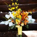 Floral Designer: Love This Day Events Reception Venue: Devil's Thumb Ranch