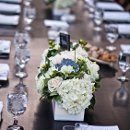 Event Planner: Mindy Weiss party consultants <br /> Floral Designer: The Vine&#39;s Leaf <br /> Reception Venue: Korakia Pensione <br /> Invitation Designer: Zenadia Design