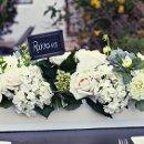 Event Planner: Mindy Weiss party consultants Floral Designer: The Vine's Leaf Reception Venue: Korakia Pensione Invitation Designer: Zenadia Design