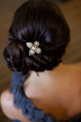 hair style for dinner fall historic mansion wedding wedding real weddings 2896