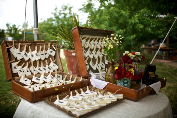 Rustic Vintage Ivory Fall Place cards Summer Vineyard Wedding ...