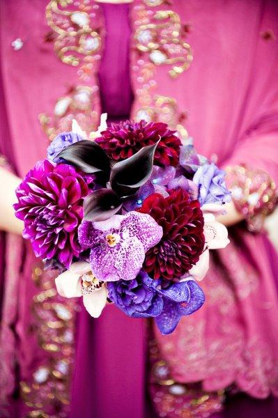 Wedding bouquet Jen Bergreen