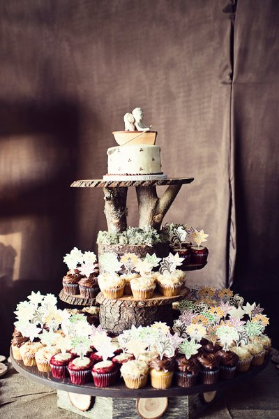 Rustic Shabby Chic Cupcakes Wedding Cakes Photos Amp Pictures