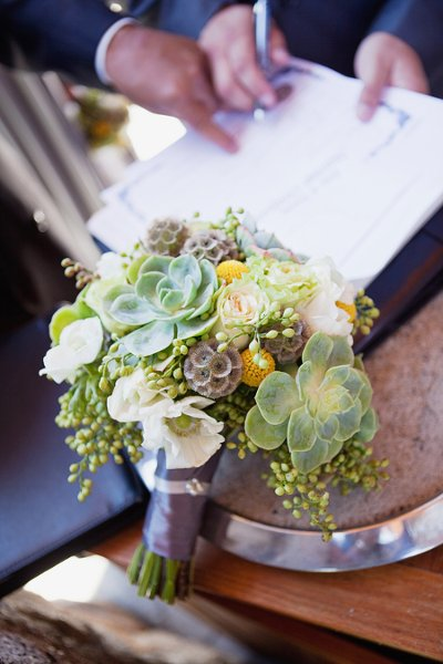 Floral Designer: Thrans Flowers Reception Venue: Edgewood Tahoe Golf Course Cake Designer: Katie Cakes Tahoe Hair Stylist: Tahoe Wedding Hair DJ: Lake Tahoe DJ