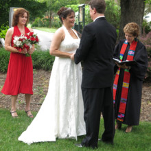 220x220 sq 1392243274840 exchanging vows resize