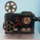 130x130 sq 1406688562817 vintage projector cake
