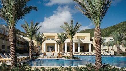 The Luxury Westin St Maarten Dawn Beach Resort Amp