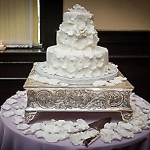 220x220 sq 1364360416292 juniorweddingcake2