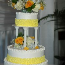 220x220 sq 1372083084536 yellowsunshine cake