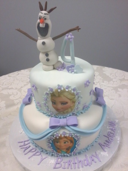 frozen wedding cake d amp d cake designs jacksonville fl wedding cake 14508
