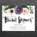 130x130 sq 1458564365260 bridal shower floral invitation