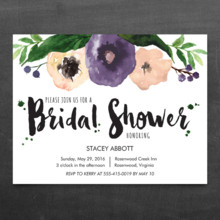 220x220 sq 1458564365260 bridal shower floral invitation