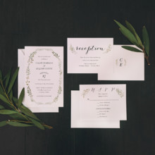 220x220 sq 1461084469032 green botanicals wedding set