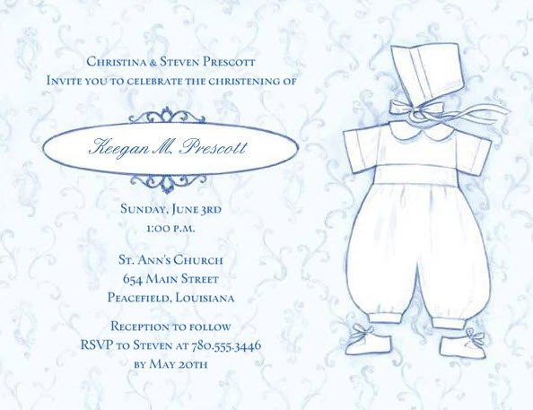 1328630981667 Bluechristening Waltham wedding invitation