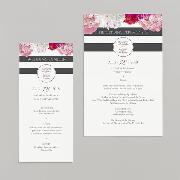 1459271767264 Program Menu Waltham wedding invitation