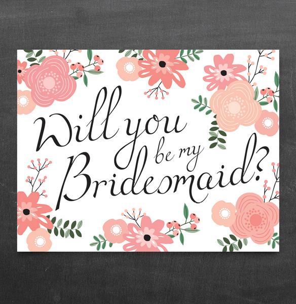 1460729186717 Be My Bridesmaid Mockup Waltham wedding invitation