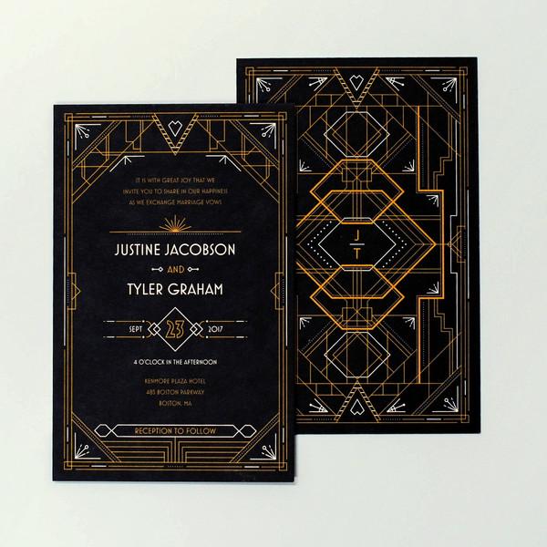 1488378228384 Al Gatsby Waltham wedding invitation