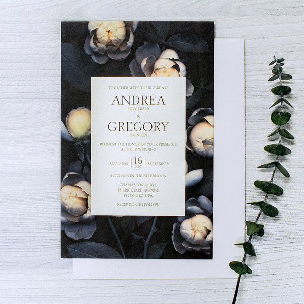 1488378376336 Jon Florals Waltham wedding invitation
