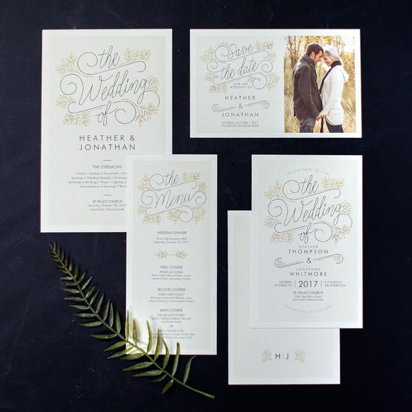 1488378412474 Michelle Wedding Set Waltham wedding invitation