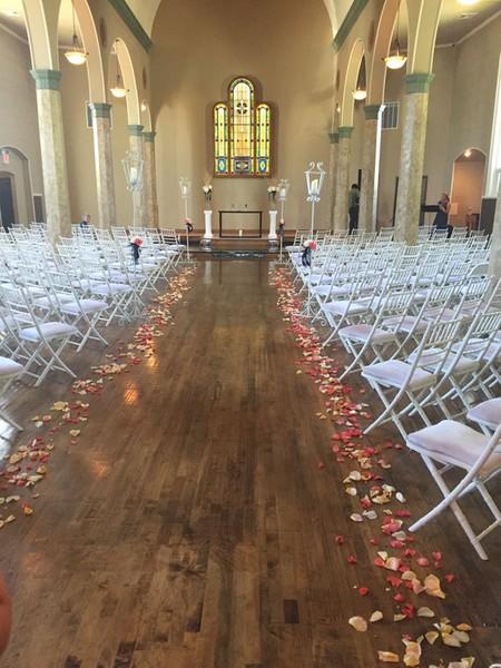 Sepia Chapel Green Bay Wi Wedding Venue