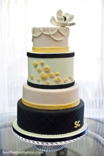 Weddingwire Custom Cake Design : Wedding Cake Designs, Wedding Cakes Photos by Sweet Cakes ...