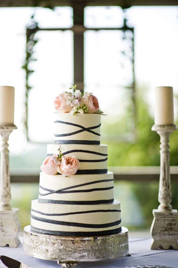 Summer Wedding Cakes Photos By BlueSky Cass Bradley