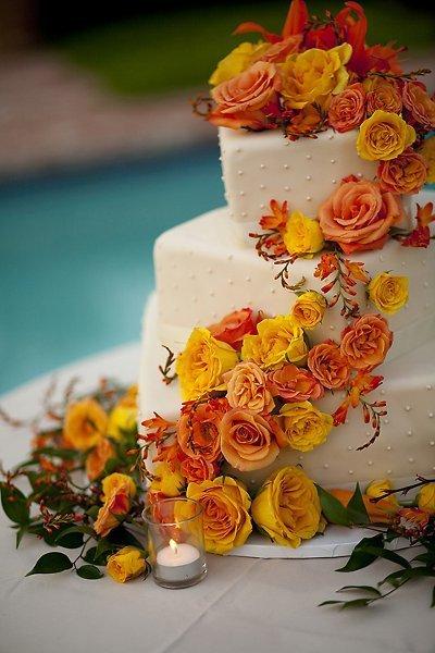 Autumn Wedding Cakes Wedding Cakes Photos By Starling