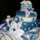 130x130 sq 1312998188175 blueornamentcake