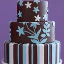130x130 sq 1312998189720 chocolatefondantweddingcake
