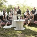 130x130 sq 1390154089541 bridal party on haybale