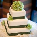 130x130 sq 1325783863115 simple20hydranger20wedding20cake