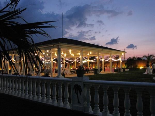Galveston Island Wedding Venues Galveston Island Palms