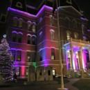 130x130 sq 1485896788171 outdoor christmas purple