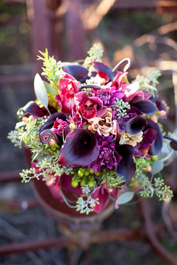 fall flower bouquets wedding flowers photos by leigh. Black Bedroom Furniture Sets. Home Design Ideas