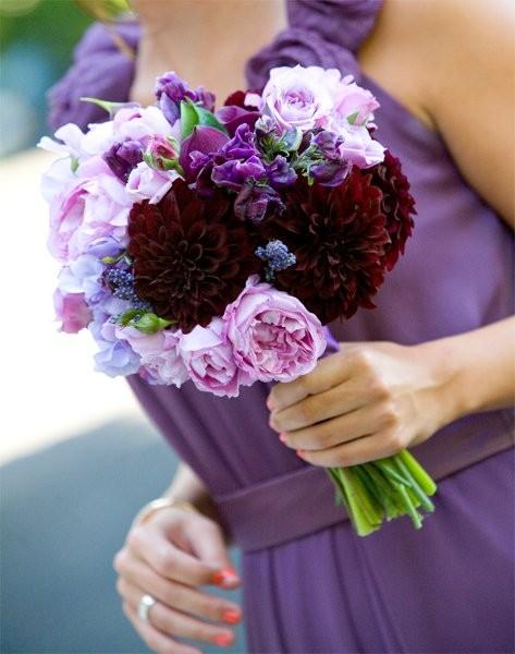 dahlia floral arrangements wedding flowers photos by. Black Bedroom Furniture Sets. Home Design Ideas