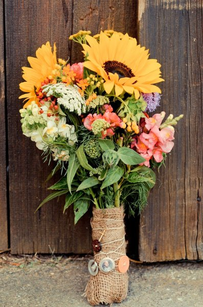 Summer Bouquet Ideas Wedding Flowers Photos By Tracy Riva Modern