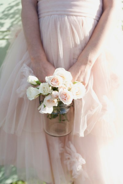 Flower Girl Bouquets, Wedding Flowers Photos by Christa ...