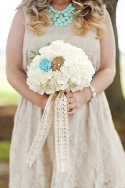 Hydrangea Arrangements Wedding Flowers Photos By Taken By