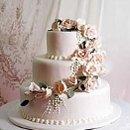 130x130 sq 1320555926799 pinkweddingcake